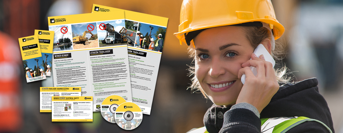 SCE Contractor Safety Materials Order Page