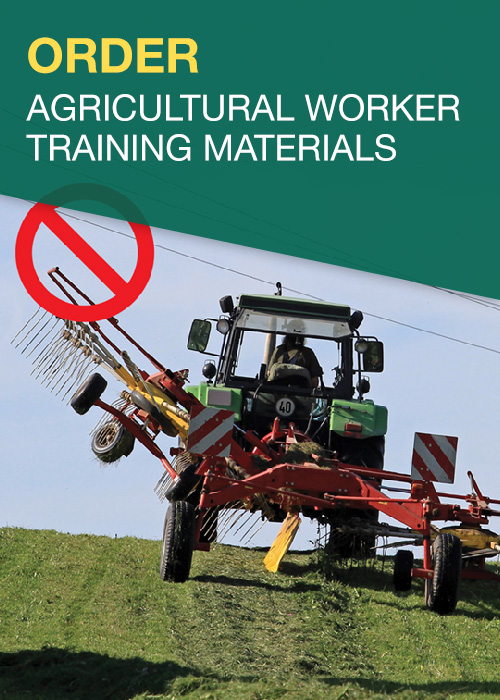 Order Agricultural Worker Training Materials